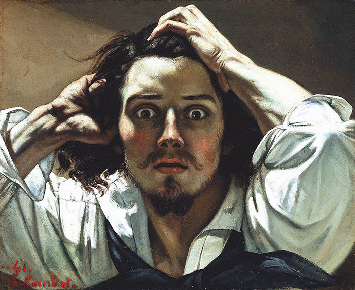 Gustave Courbet Le Dsespr
